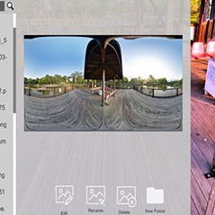 360照片编辑器 PC版(ZPlayer Manager - 360 Photo Editor and Viewer)